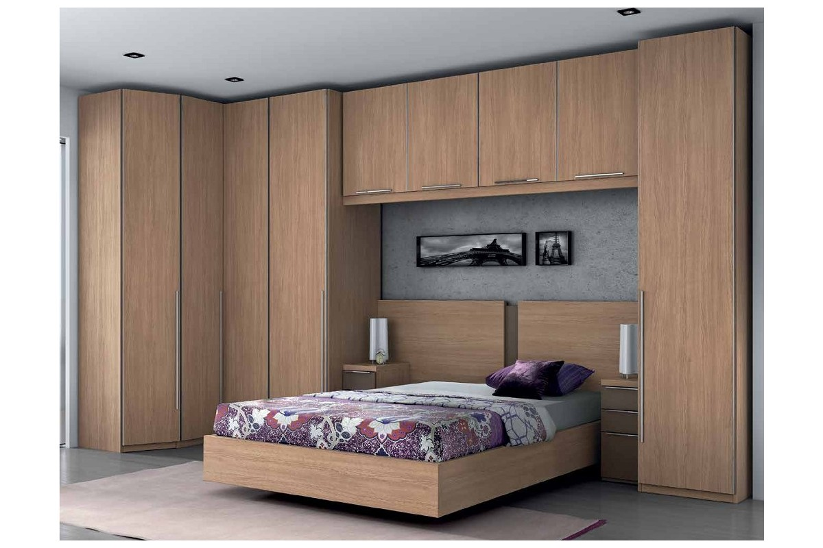 Pin lit compact armoire gami on pinterest for Chambre moderne design