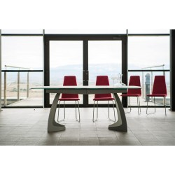 TABLE CÉRAMIQUE DI-03 ovale
