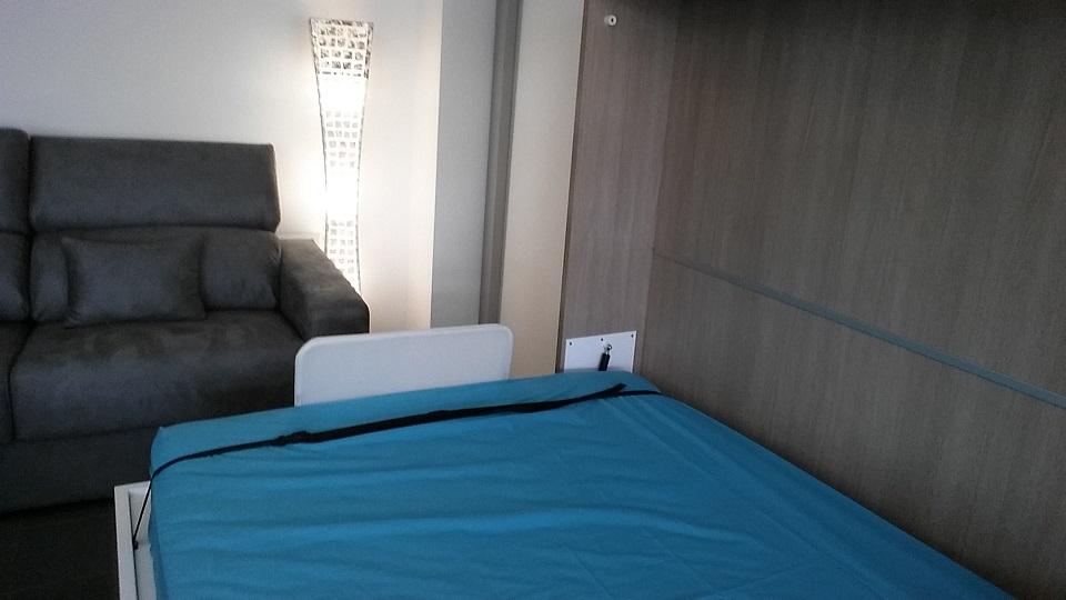 armoire lit superpos escamotable horizontale rabattable personnalisable sur mesure salon. Black Bedroom Furniture Sets. Home Design Ideas