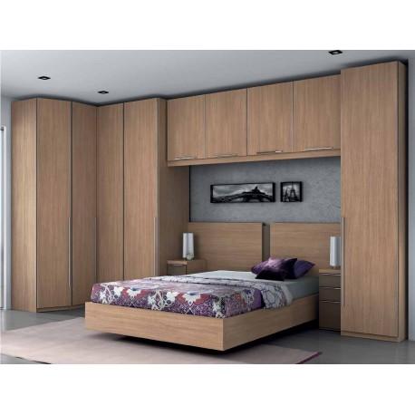 Chambre Pont De Lit Armoire Dressing Design Moderne Personnalisable Sur Mesure Prix Promo Solde Discount