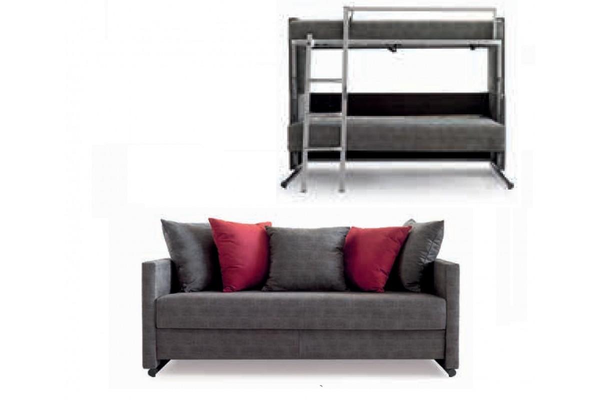 canape lit superpos frances banon athenea clei doc convertible rapido prix promo solde discount. Black Bedroom Furniture Sets. Home Design Ideas