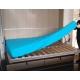 Armoire Lit Horizontal PARIS avec Canapé - Le confort d'un vrai lit avec son sommier à lattes bois intégré