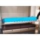 Armoire Lit Horizontal PARIS avec Canapé - Ouverture rapide du lit escamotable en retirant uniquement les 2 coussins de dossiers