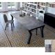 Table KU/06PLUS avec plateau en Dekton finition Orix extensible avec allonges vendue dans le 83 entre Draguignan et Brignoles