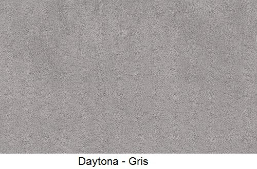 tissu microfibre DAYTONA-GRIS
